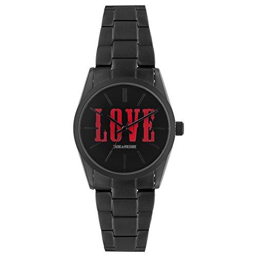Zadig & Voltaire Reloj de Pulsera ZVT015
