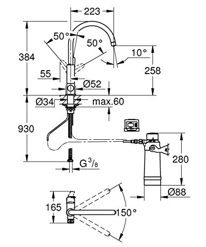 Grohe 30385000