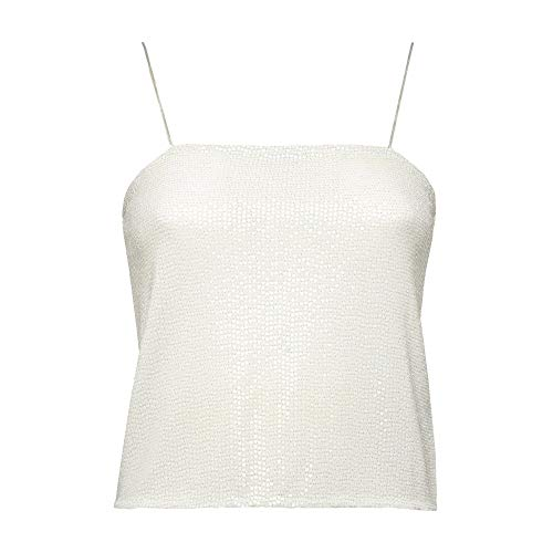 YAMAMAY® Canotta con Paillettes - Fake Angel