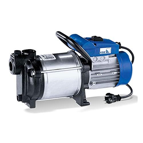 KSB Wasserpumpe MultiEco34P 0,66 kW tragbar bis zu 3,5 m³/h, einphasig, 220 V