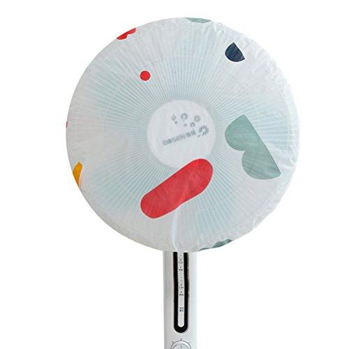 WINOMO - Fundas antipolvo para ventilador