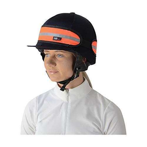 Hyviz Fascia Per Cappello Alta Visibilità (Taglia unica) (Arancione/Nero)