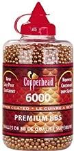 Crosman Air Guns 0767 Copperhead BB's in A Plastic Bottle, 6,000-Ct.