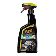 New polymer chemistry provides an easier wipe off and slicker finish This quick spray detailer safely and quickly removes dust and surface contaminants between washings Detailer strengthens wax protection and enhances shine Meguiar's Hydrophobic Poly...