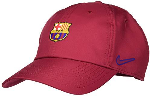 NIKE FC Barcelona Temporada 2020/21-FCB U NK Dry H86 CAPCU7610-620 Gorra, Unisex,...
