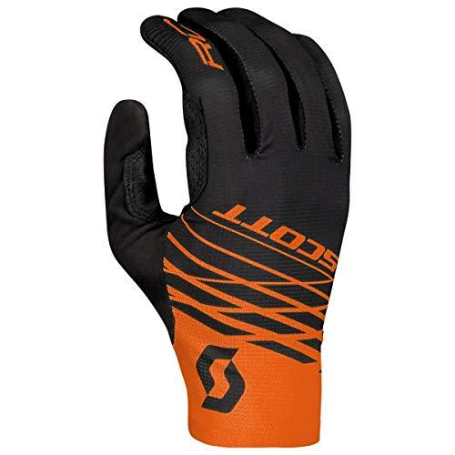 Scott RC Pro 2019 - Guantes de ciclismo, color negro y naranja, color Negro , tamaño XS