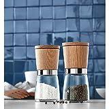 WMF Gewürzmühlen-Set 2-teilig Ceramill Nature  mit Mahlwerk aus Keramik - 2