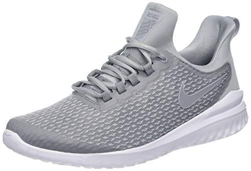 Nike Herren Renew Rival Fitnessschuhe, Mehrfarbig (Stealth/Wolf Grey/White 006), 44 EU