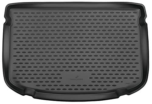 Walser Cubeta de Maletero a Medida XTR Compatible con Audi A1 año 2010-2018, A1 Sportback 2011-2018, Alfombra Maletero, Bandeja Maletero