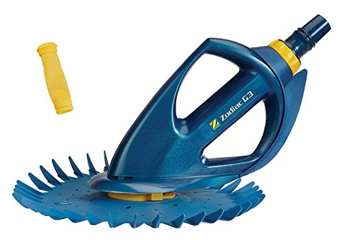 Zodiac Baracuda G3 W03000 Advanced Suction Side Automatic Pool Cleaner with Additional Diaphragm