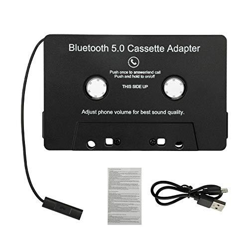 #N/a Adaptador de Casete a Auxiliar con Conector para Auriculares de 3,5 Mm con Batería Incorporada