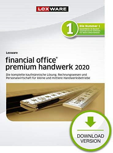 financial office premium handwerk 2020 Download Jahresversion (365-Tage)   PC   PC Aktivierungscode per Email