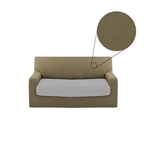 Funda para sofá Genius Biancaluna de 140 a 180 cm R455 Gris