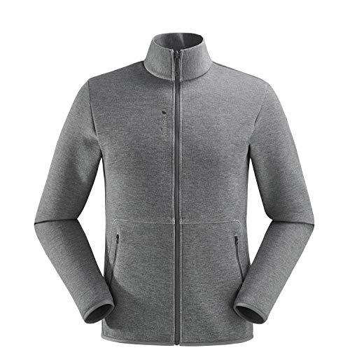 Lafuma Rockland F-Zip Veste Homme, Anthracite Grey, XL