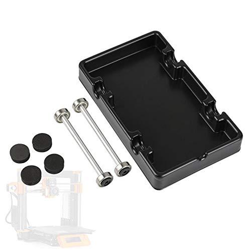 RLJJCS U00a0Accessories Filament Spool Holder Tray Rack for Prusa i3 MK2.5S MK3S 3D Printer Part