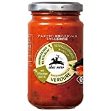 アルチェネロ 有機パスタソース トマト&香味野菜 200g