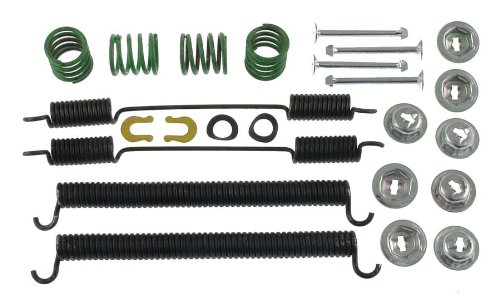 Carlson Quality Brake Parts 17329 Brake Combination Kit