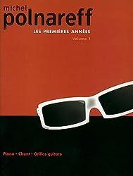 MUSICOM - piano-voix-guitare-variété - Polnareff Michel - Premieres Annees V.1