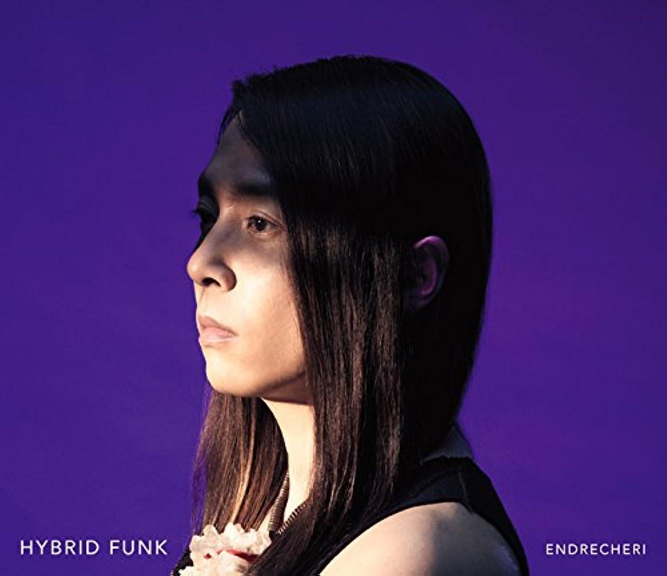 埋め込む腹部寝室【メーカー特典あり】HYBRID FUNK(Limited Edition A)(CD+DVD)(Sankakuエコバッグ付)