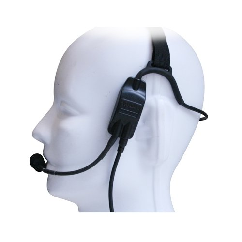 Find Discount Impact M11-PTHS-SPTT Bone Conduction Headset for Motorola APX 4000 APX 6000 APX 7000 A...