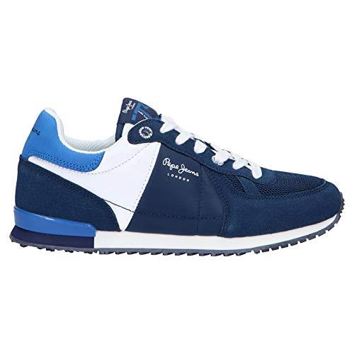 PEPE JEANS - Zapatos pepe jeans pbs30428 niño Azul - 39
