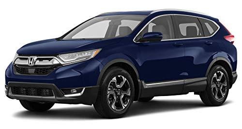 2017 Honda CR-V Touring, 2-Wheel Drive, Obsidian Blue Pearl