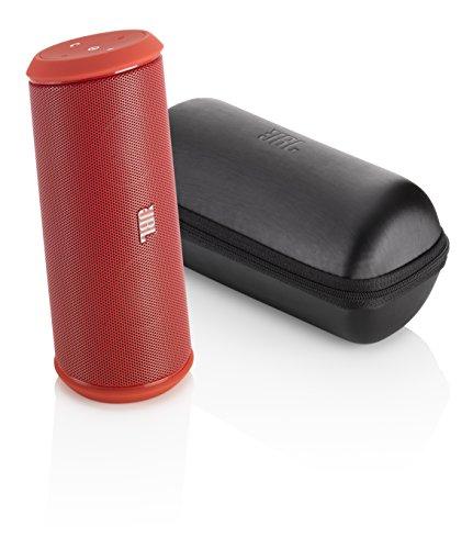 JBL Flip 2 Portable Bluetooth Speaker (Red)