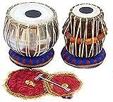 BSSS Baba Surjan Singh & Sons Professional Wooden Indian Musical Instrument BDayan Tabla, Dayan Tabla For Beginners & Students/Boys/Girls