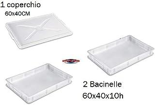 COPERCHIO PER PIZZA balle Contenitore Conservazione CONTENITORE PIZZA tavolo 60x40