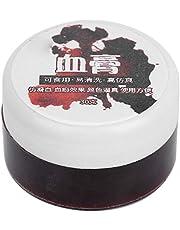 Fake Blood Gel, Professionele Face Body Paint Oil Fake Clot Blood Gel voor Vampire Littekens Halloween Blauwe plekken(30ml)