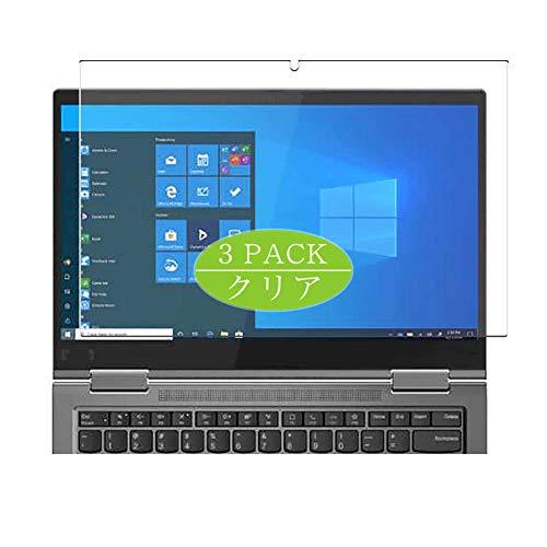 VacFun 3 Piezas Claro Protector de Pantalla, compatible con Lenovo ThinkPad X1 Yoga Gen 6 14', Screen Protector Película Protectora(Not Cristal Templado)