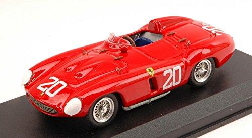 Art-Model AM0278 Ferrari 857 S N.20 Winner Nassau 1955 P.Hill 1:43 DIE CAST kompatibel mit