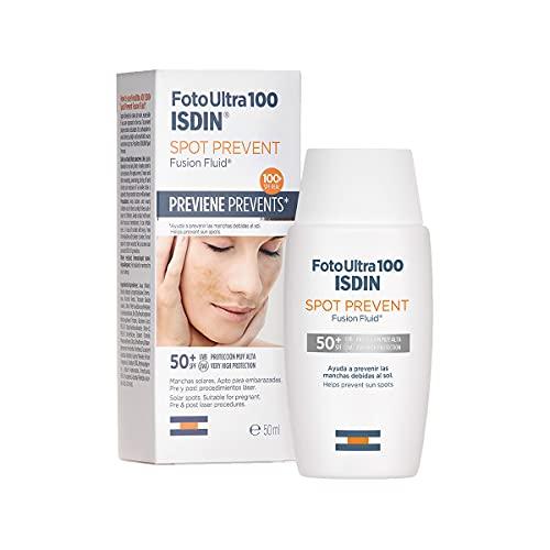 Isdin FotoUltra Spot Prevent Fusion Fluid SPF 100+ | Previene le Macchie Solari