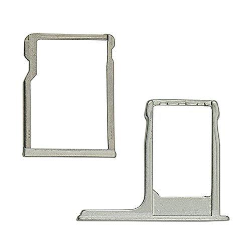 BisLinks® Silber SIM Karte Tablett + SD Memory Kartenleser Halter Austausch Für HTC One M8