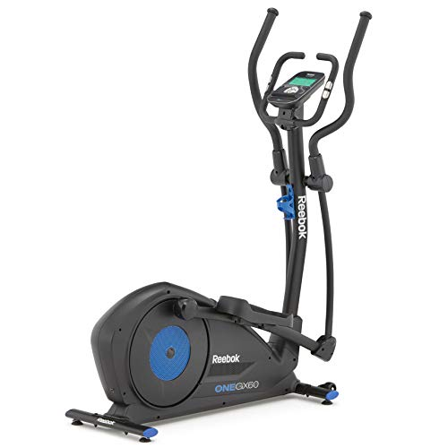 Reebok RVON-10711BK Gx60 One Series Cross Trainer, Nero