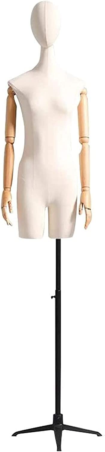 Louisville-Jefferson County Mall ZRONGQF Dress Form Mannequin Limited Special Price Fashion Body Torso Female