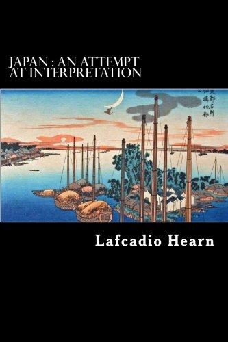 Japan: An Attempt at Interpretationの詳細を見る