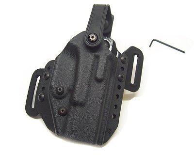 Fondina Radar Drop semiascellare per Glock 17 19 26 60875526