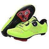 Womens Men's Cycling Shoes,...