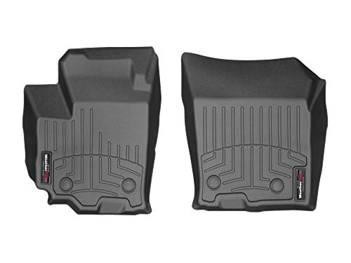 WeatherTech Passgenaue Fußmatten gummimatten passend für: Suzuki Vitara 4.Gen 2015-20 Schwarz 1. Reihe FloorLiner