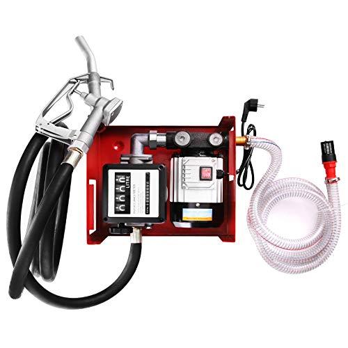 PGDD 220V (60L) pompa gasolio pompa gasolio liquido pompa gasolio professionale più pompa olio di calore, pompa gasolio manuale