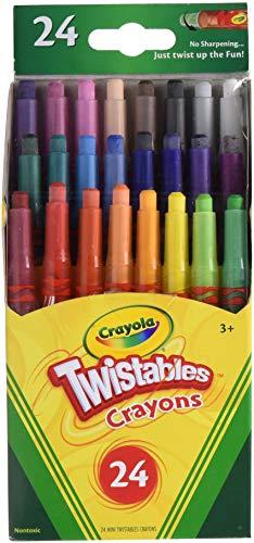 Crayola Mini Twistable Crayons (52-9724)