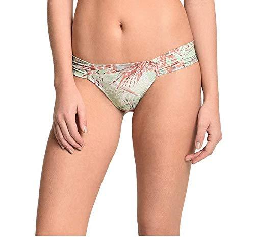 Lenny Niemeyer Atlantis Draped European Cut Bikini Bottom (Small)