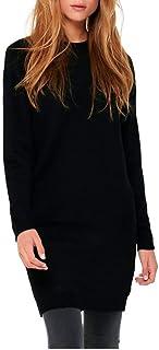 Jacqueline de Yong NOS Women's Jdymarco L/S Dress KNT Noos