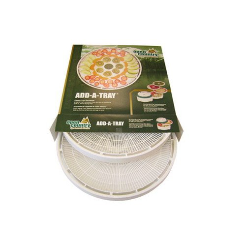 Buy Discount Open Country TR-2SK Add-A-Tray for Dehydrator FD-1010SK and FD-1022SK, Set of 2