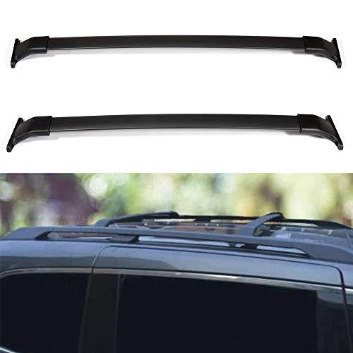 ECCPP Roof Rack Crossbars Compatible with Honda Odyssey 2011-2017 Cargo Racks Rooftop Luggage Canoe Kayak Carrier Rack - Max Load 165LBS Kayak Rack Accessories