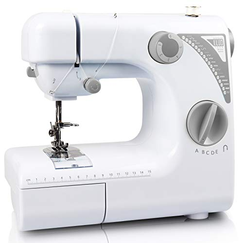 (40% OFF) Sewing Machine, Electric Handheld Crafting Mending Mini Machines,19 Stitches 2 Speeds With Foot Pedal $53.99 – Coupon Code