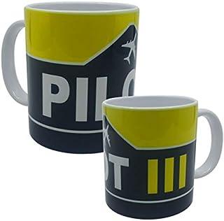 Pilot III Design Mug, Fighter gifts