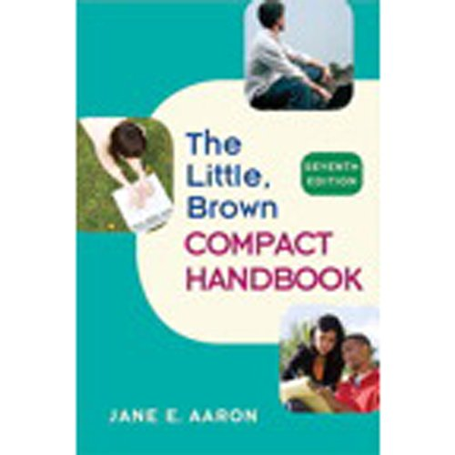 VangoNotes for The Little, Brown Compact Handbook, 7/e audiobook cover art