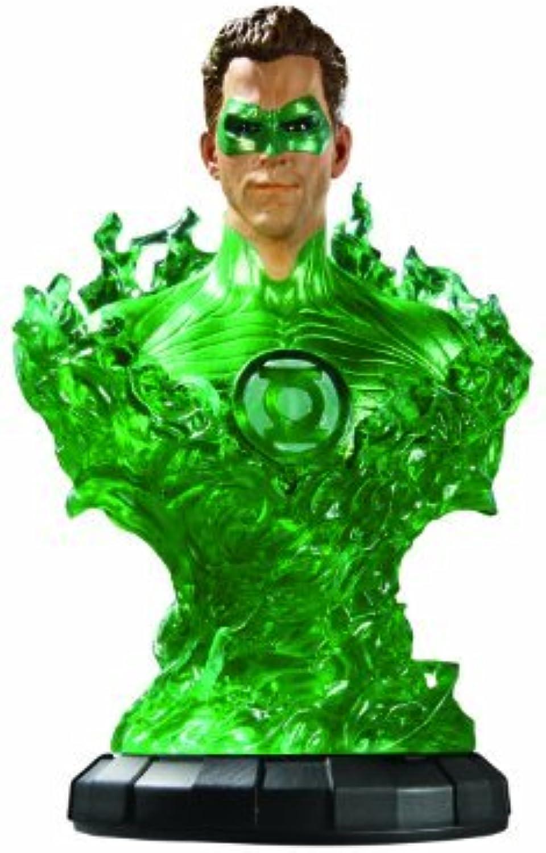 entrega gratis DC DC DC Direct verde Lantern (Movie)  1 4 Scale Hal Jordan Deluxe Bust by DC Comics  centro comercial de moda